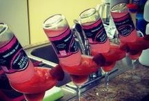 Dranky Drank / Drinks: Sweet, alcoholic, fun...etc.. / by Amy Jello