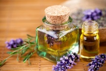 Uses for Essential Oils / by Pam Garrison