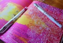 Art journal 5 / by Albina