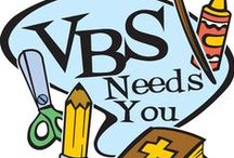 vbs ideas / by Janella Johnson