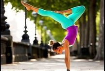 Fitspiration::Yoga! / Fitness motivation pins that show what you can do (and look like) when your body is in top shape. Plus it is about Yoga, too. / by Merrill Halifax