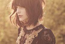 { Locks } Dress Me Up & Call Me Pretty / by Tessa Horehled