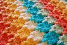 Crochet stitches and patterns / Crochet