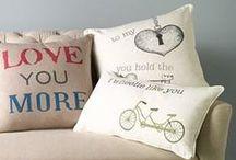 Pillows / pillow designs / by Belinda Friedman