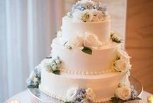 Wedding Cake Creations / We love cake! From simple hand-crafted buttercream to delicately placed fondant details, our talented pastry team will bring your sweetest dreams to life.