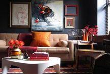 Home :: Living Room / by Chris Villalobos