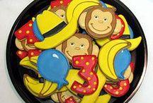 Turning 2.....monkey see monkey do / The Ham is turning 2 / by Amy Jello