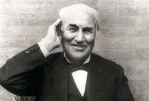 Thomas Alva Edison / by Belinda Friedman