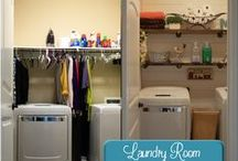 Laundry Room / Laundry room storage