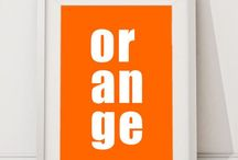 "99 Oranges / ""And that orange, it made me so happy, as ordinary things often do."" (Wendy Cope)"