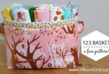 Bag Love (Tutorials, Patterns & Inspiration) / Stitched or Quilted Bags of all Kinds