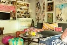 Pretty Interiors / by Lainey