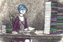 Book Worm / by Maggie Jones