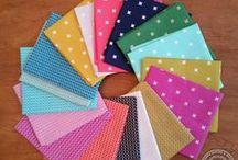 Fabric Love / My fabric crushes