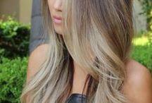 Hair do's; ) / by Sarah Dee