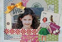 Scrapbooking-Vintage Layouts / by Janine