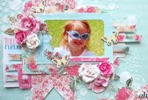 Scrapbooking-Childrens Layouts / by Janine
