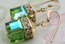 Beadwork - Earrings