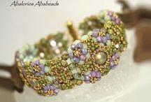 Beadwork - Bracelets, Bangles and Cuffs
