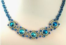Beadwork - Necklaces, Pendants, Lariats and Chockers