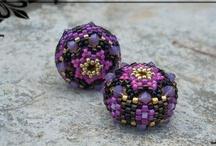 Beadwork - Beaded bead