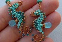 Beadwork - Stars & Seahorses