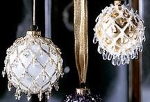 Beadwork - Xmas Ornaments