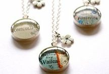 My Jewelry Shop / A variety of baubles available in my shop...enjoy!