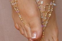 Beadwork - Dress your feet