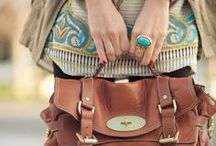 ♥ Addicted to Brown Handbags! / Because I love brown handbags