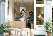♥ Cafés