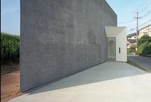 Architecture | Minimalist / Minimalistische architectuur