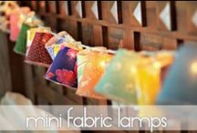 fabric scraps  / Projects and Ideas for using up your fabric scraps