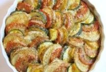 all things zucchini, squash & courgette / casseroles, breads, desserts all featuring my favorite summer vegetables