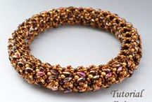 Beadwork - Tutorials to buy / You can find on this board the tutorials which I'd like to have or already have. They are amazing, am I right? :)