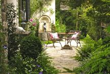 Yard and Garden / Dreams, inspiration and ideas for our future yard.