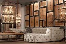 Inspiring Rooms / Rooms that caught Drury Designs eye.