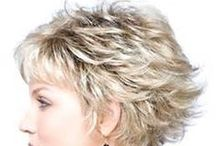 Beauty.....hair / Hair color and styles that I like! / by Donna Griffin-Canada