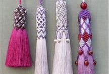 Beadwork - Beaded Tassels