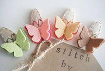 ♥ Crafts - Felt / Cute things made of felt