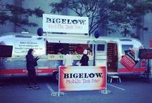 Bigelow Tea Mobile Bar / Our Bigelow Mobile Tea Bar is coming to a town near you, share your photos with us here!