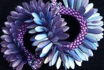 Beadwork - Daggers & Petals & Pips