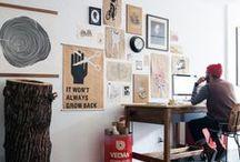 spaces - study/studio
