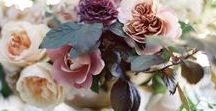 Florals, Bouquets and Centerpieces / Wedding flowers, bouquets, centerpieces, ceremony backdrops, flower inspiration