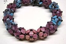Beadwork - Pinch bead