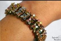 Beadwork - Dragon beads