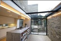 Architecture | Interior extention