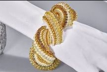 Beadwork - by Fran Griffith (Frangipani Beads) / http://www.frangipanibeads.co.uk