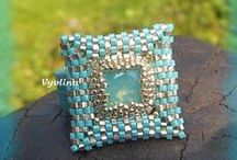 Beadwork - by Vyolina / http://vyolina.skyrock.com/