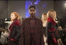 Women's AW16 Fashion Show / J.Lindeberg Women's Autumn/Winter 2016 Fashion show. The collection presents indigenous prints and powerful structures, suitable for the strong minded and slightly rebellious J.Lindeberg woman.